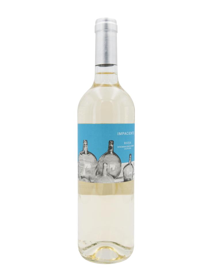 Vino Impaciente Blanco de la D.O.C La Rioja